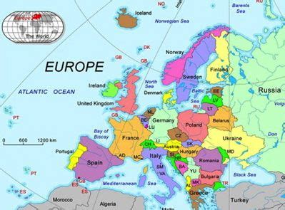 map of europe seas europe map with oceans thefreebiedepot