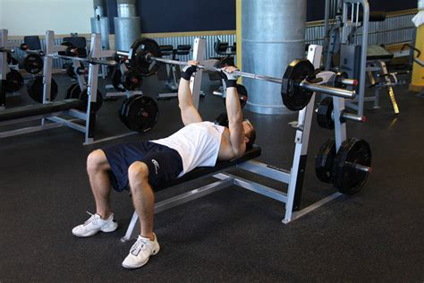 fat grip bench press get big arms 3 exercises to build huge arms fast
