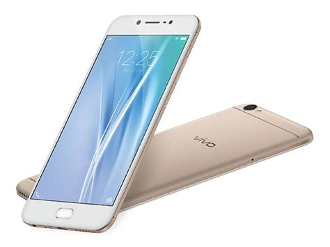 Vivo V7 Smartphone Gold 32gb 4gb Gransi Resmi Vivo vivo v5 price specifications features comparison