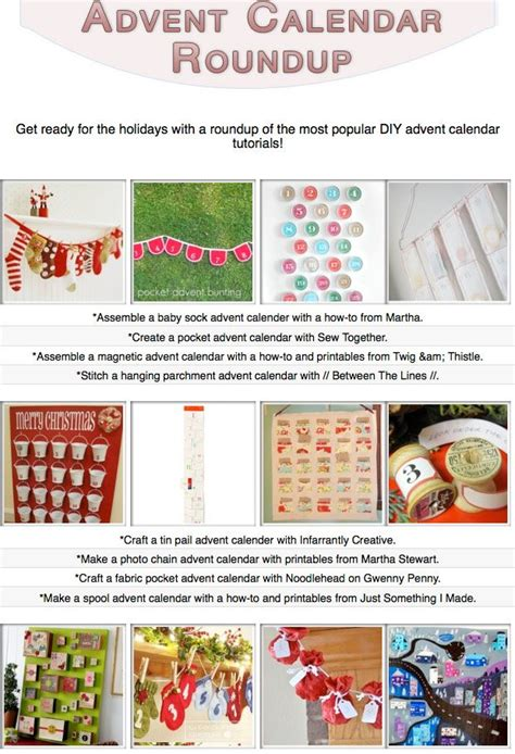 where can i make a calendar 8 best advent calendar roundup images on