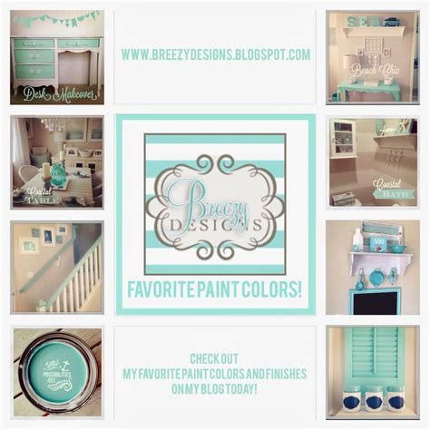 my favorite paint colors in week home of turquoise