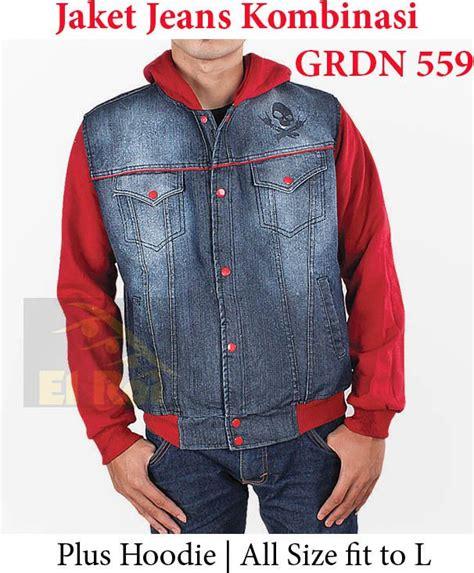 Jaket Kombinasi 1 jaket kombinasi untuk pria jacket denim deals for