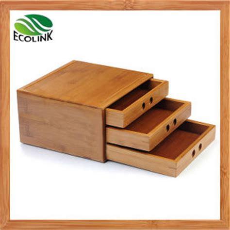 Bamboo Storage Box 3 Sekat china 3 layer bamboo tea bag storage box with drawers china tea box bamboo tea box