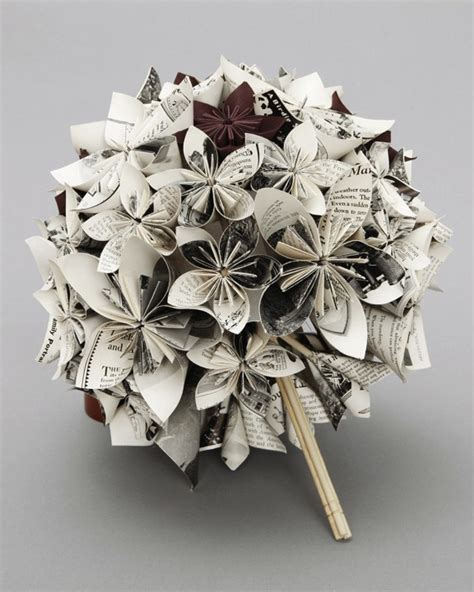 Bunga Wisuda Bouquet Buket Paper Flower 14 mon bouquet de mari 233 e en papier plus vrai que nature mariage