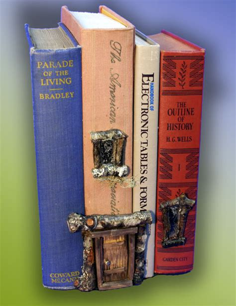 house books book house for literary fairies in more habitats at
