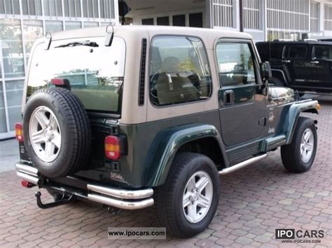 2000 Jeep Wrangler Automatic 2000 Jeep Wrangler 4 0l Automatic Car Photo And Specs