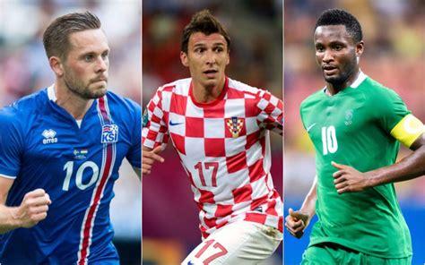 islandia croacia y nigeria un breve repaso por los