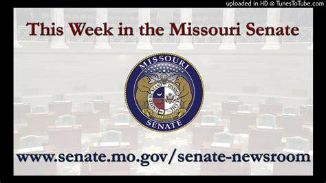Discussion Senate Floor - this week in the missouri senate for feb 2 floor