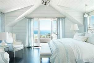 Beachy Bedrooms Coastal Home Spotted From The Crow S Nest Beach House