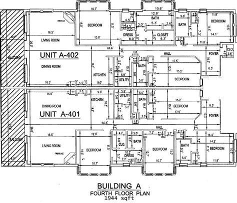 building floor plan sles seacrest