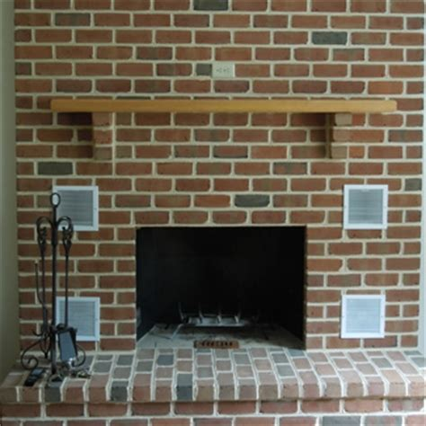 Repointing Fireplace by Sld Contactor York Pa Concrete Masonry Excavation