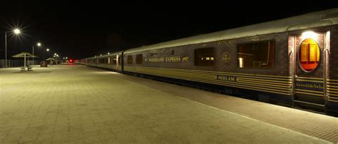 maharaja express maharajas express bags world s leading luxury train award