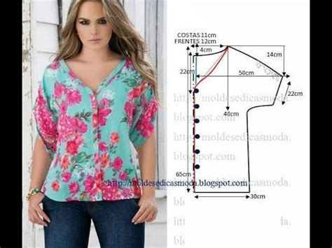 pattern making of blouse how to sew a beautiful and fashion blouse and tunic