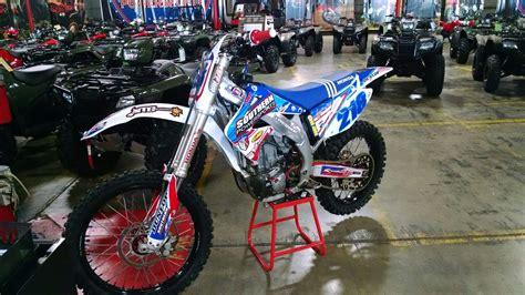 southern honda schaerer s southern honda 02 crf450r chas218 s bike