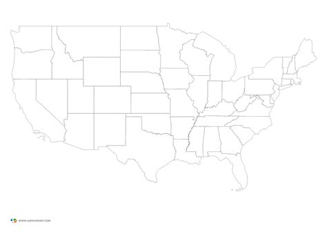 blank united states map shapefile us blank map states 187 hd maps locations another