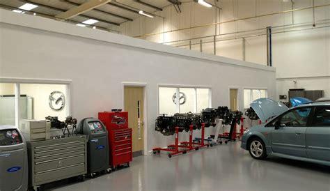 Mazda Motors Uk Opens Technical Academy Car