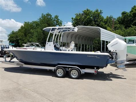 new bay boats for sale in texas 2018 new tidewater 2700 carolina bay center console