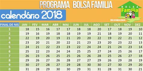 Calendario Cartao Bolsa Familia Bolsa Fam 205 Lia 2018 Cadastro Calend 225 Valor Saldo E