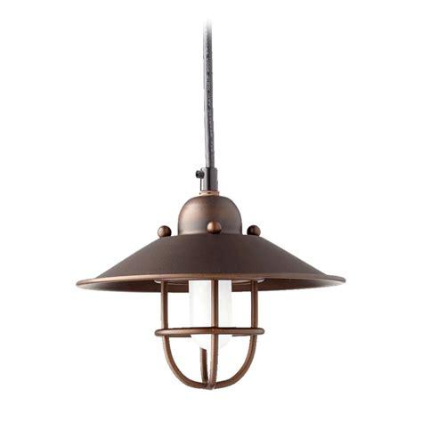 Farmhouse Mini Pendant Light Oiled Bronze By Quorum Quorum Pendant Lights