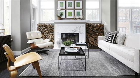 apartamento moderno  toques tradicionales en chicago