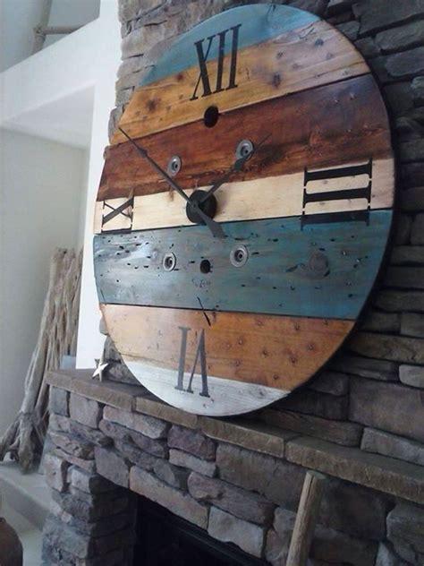 desain jam dinding kayu 14 desain jam dinding kayu rumah terkeren aparumah com