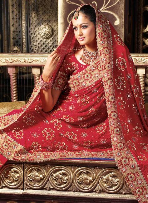 Indian Wedding Dresses by Traditional Indian Wedding Dress Wedding Dresses Pics