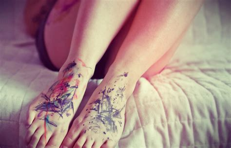 watercolor tattoos best ideas designs