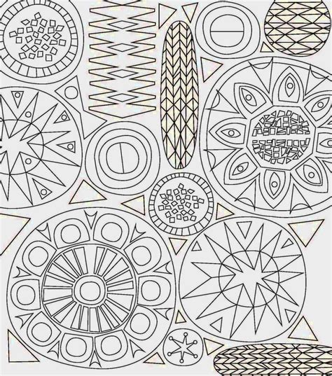 mexican folk art coloring pages coloring home