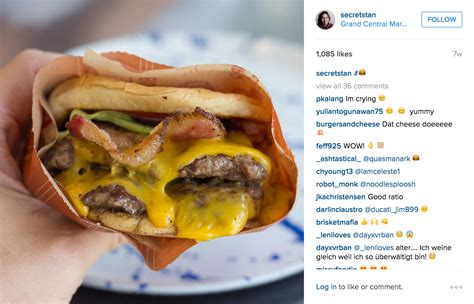 what is the best food the best food instagrammers in the world the infatuation