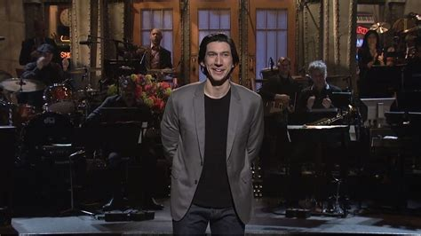 3 Sketches Snl by Adam Driver On Snl 3 Sketches You To See Rolling