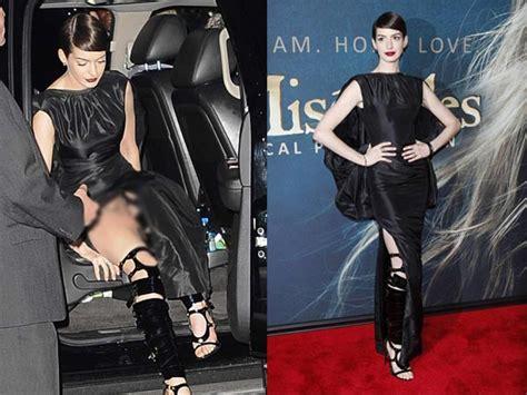 Hathaway Wardrobe Mal by Worst Wardrobe Of 2013 Pics Boldsky