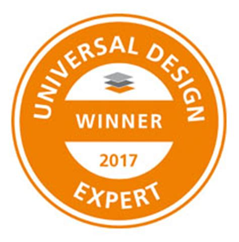 universal design expert favorite designprijzen