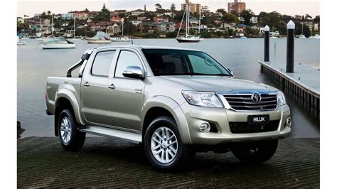 Toyota Con 2015 Toyota Hilux Wallpaper 2 Carstuneup Carstuneup