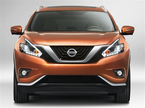 nissan suv 2016 price 2016 nissan murano price photos reviews features