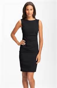 black sleeveless dress dress ty