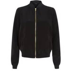 Jaket Bomber Original New Black Jaket Bomber Parasut new look black crepe bomber jacket where to buy how to wear