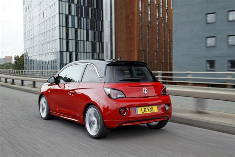 vauxhall adam new vauxhall adam 1 2i slam 3dr petrol hatchback for sale