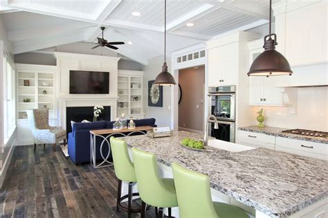 Kitchens With Two Islands by Lighting Options Over The Kitchen Island