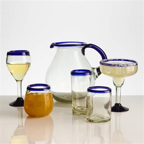 barware com au blue rocco glassware world market