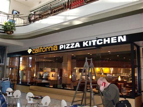California Pizza Kitchen Bridgeport by California Pizza Kitchen Ark Signs