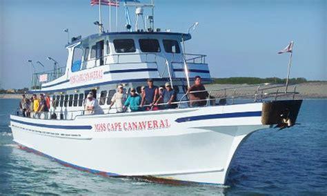 cape canaveral fishing boats groupon deep sea fishing cape canaveral
