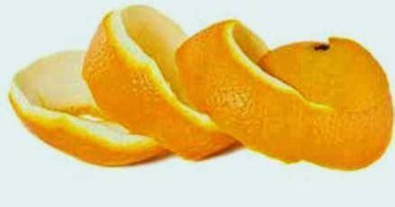Minyak Atsiri Kulit Jeruk kandungan yang tersimpan dalam kulit jeruk