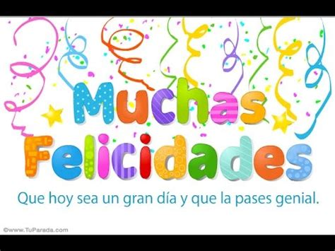imagenes comicas feliz cumpleaños feliz cumplea 241 os original youtube