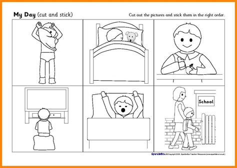 sequence and sequencing worksheet kindergarten switchconf