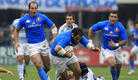 Equipe d'Italie de rugby - L'Express L Equipe Rugby