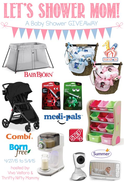 Mom Giveaways 2015 - baby shower giveaway prize package of 1200 blogging mamas