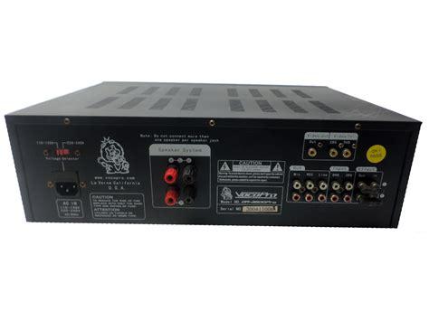 Power Lifier Karaoke da 3600pro digital karaoke mixing lifier indy surplus store