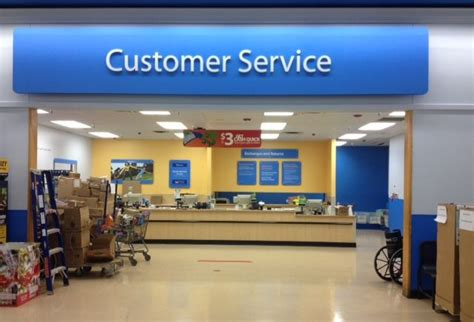customer service desk walmart office photo glassdoor