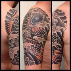 250 beautiful koi fish tattoo designs and meanings 2017
