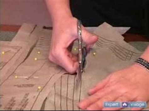 youtube pattern cutting sewing making a men s shirt sewing tips cutting out